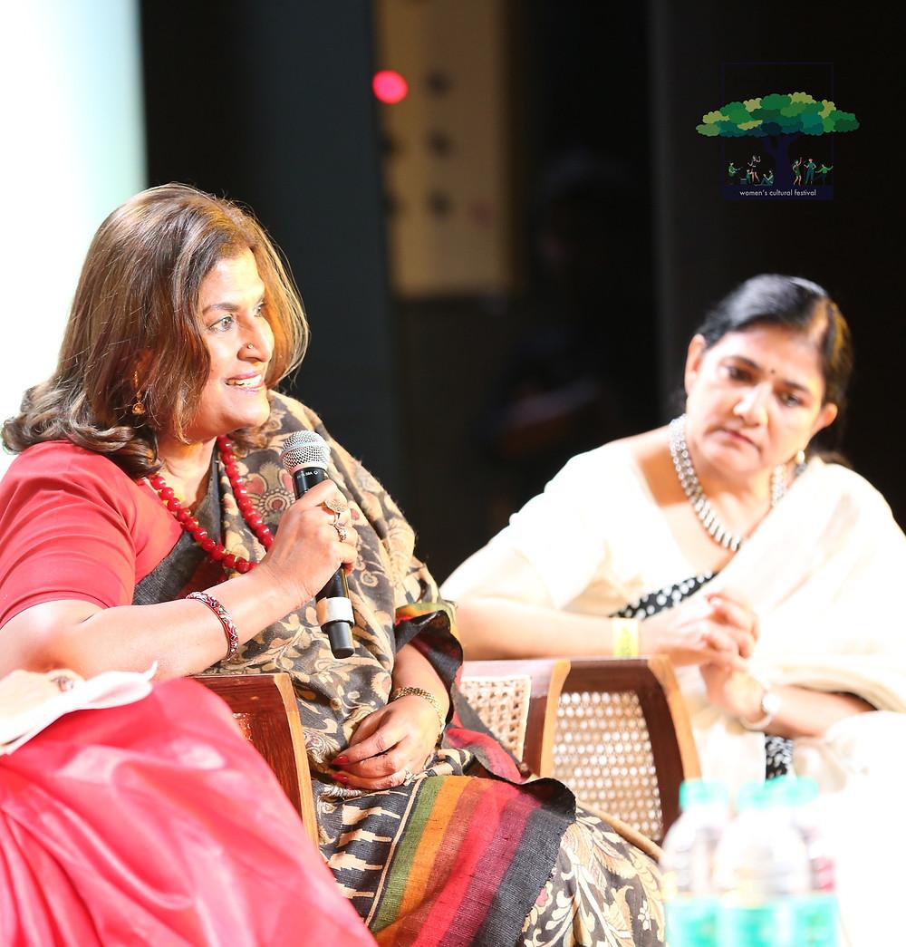 Indian woman diplomat