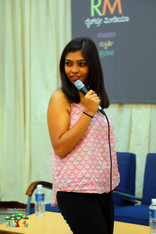 Stand Up comedy by Khyati Raja