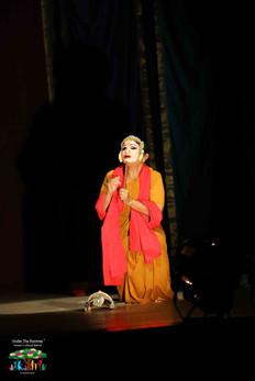 Hennallave! / Just a Woman - solo by Laxmi Chandrashekar, directed by Soumya Varma