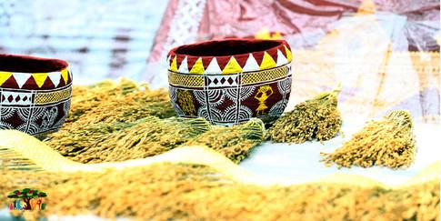 Chittara art workshop with Lakshmakka