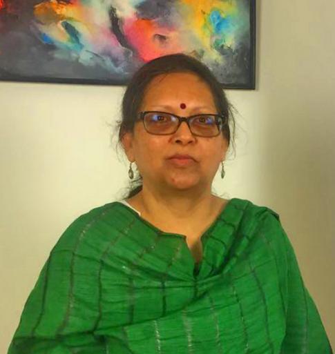 Dr. Pramila Lochan - Curator_ Art