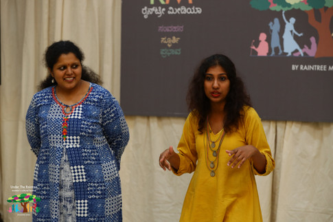 Story telling sessions by Storywallahs
