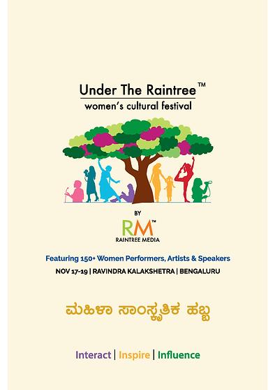 Under The Raintree women's cultural fest