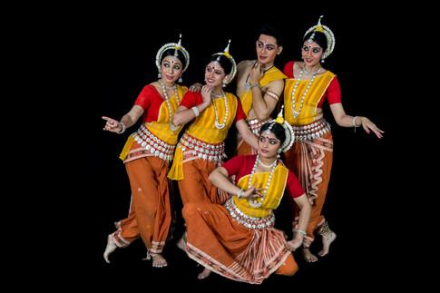Odissi by Sanjali dance troupe