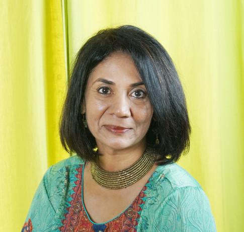 Festival Director Sandhya Mendonca