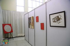 Her Voice, an exhibition of artworks