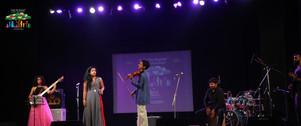 SubraMania featuring Bindu Subramaniam (vocals), Ambi Subramaniam (violin), with Mohini Dey (bass), Frijo Francis (keyboard), Karthik Mani (drums/percussion), Suraj Gulvady (guitar)