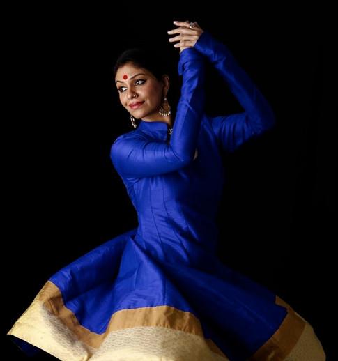 Madhu Nataraj - Curator_ Dance