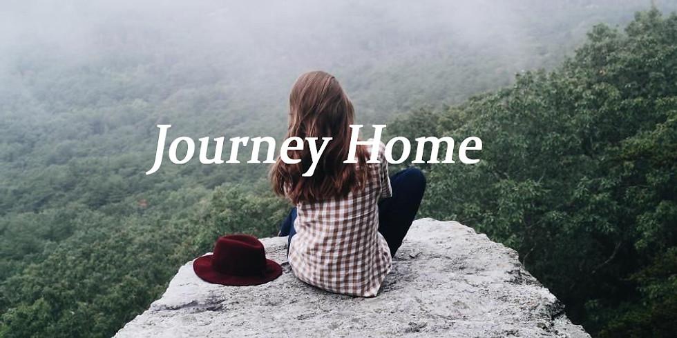 Journey Home - April 2021