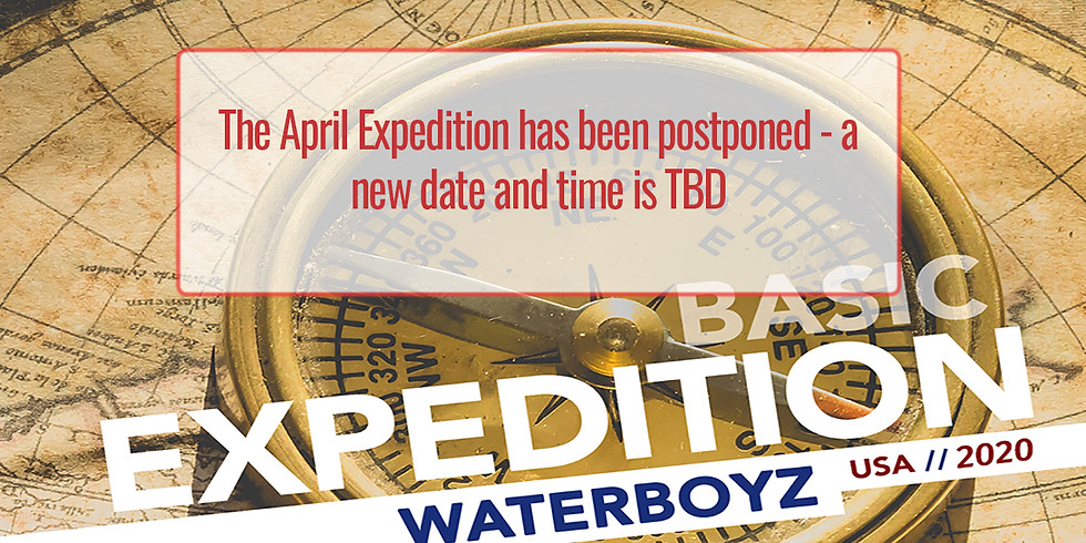 BASIC Expedition - April 2020