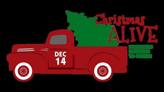 Christmas Alive 2019 - horizontal transp