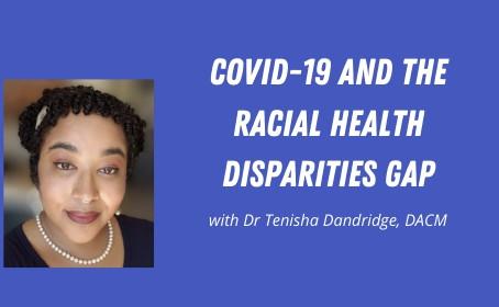Welcome, Dr Tenisha Dandridge, DACM!