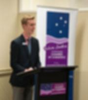 Jacob Carlile - Towoomba Chamber of Commerce
