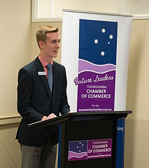 Jacob Carlile - Towoomba Chamber of Commerce