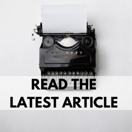Blog | Read the latest article
