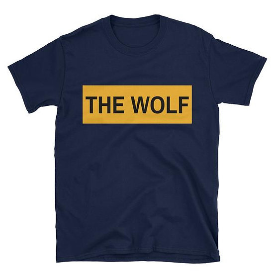 Success Merch Tee - The Wolf - Navy