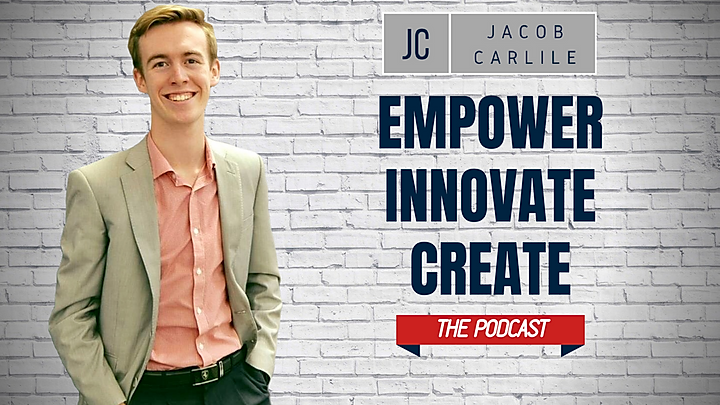Empower Innovate Create - Don't Hold Bac