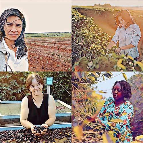 Sample Coffee Pack - Produtora Female Producer