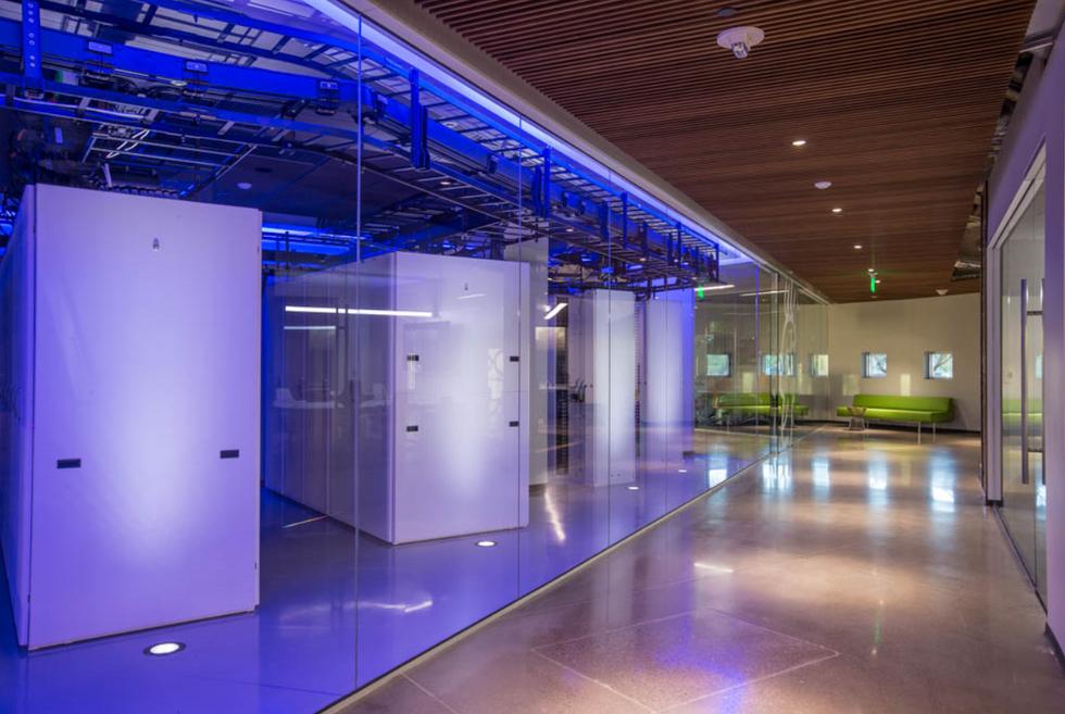 GoDaddy Global technology Center - Tempe, AZ (designed at SmithgourpJJR)