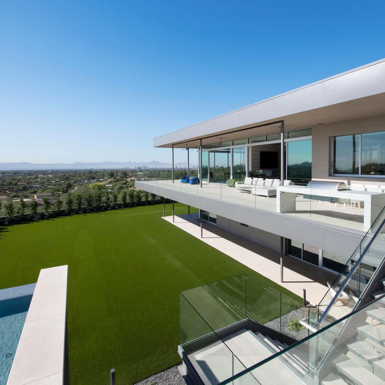 The Hogan | Paradise Valley, AZ (designed at PHX Architecture)