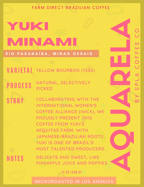 Yuki Minami, Rio Paranaíba - Minas Gerais (W)
