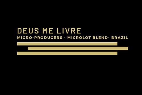 Deus Me Livre - Microlot Blend