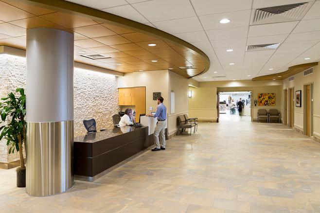 Craig Hospital - Denver, CO (designed at SmithgroupJJR)