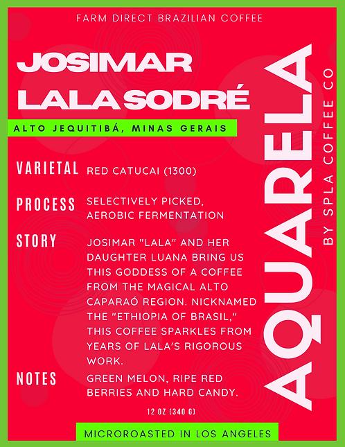 "Josimar ""Lala"" Sodré, Alto Jequitibá - Minas Gerais"