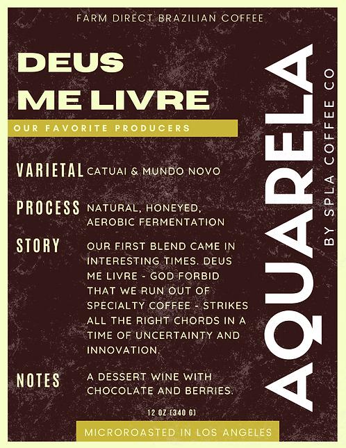 Deus Me Livre - Our Favorite Producers Blend (G)