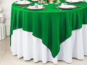Kelley Green Table Overlay