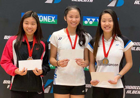 2018 Yonex Alberta Junior Elite  & Elite Series