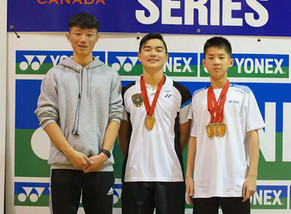 2018 Yonex Atlantic Junior Elite