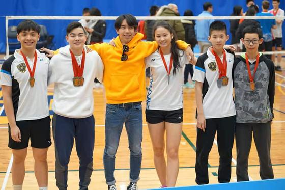 2019 Yonex Ontario Junior Elite