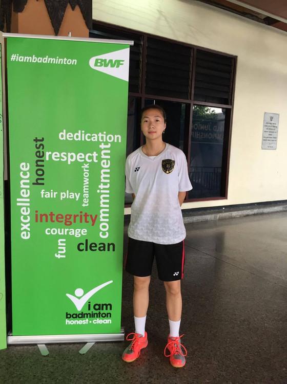 BWF 2017 World Junior Badminton Championships