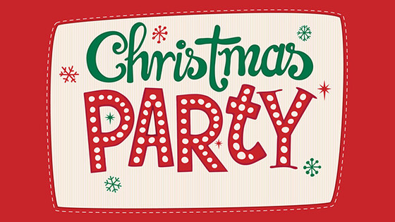 You are invited to join our Christmas Party!