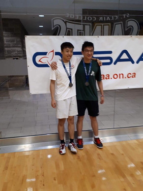 2018 OFSAA Badminton Championships