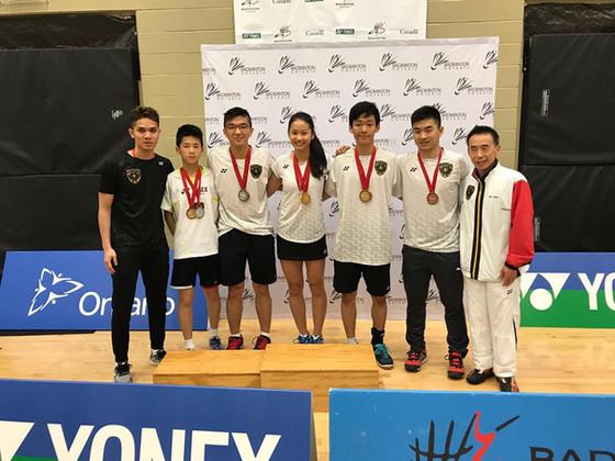 2018 Yonex U23 & Junior National Championships