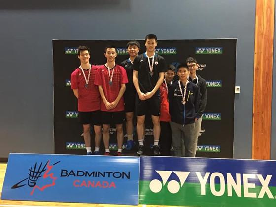 2019 Canadian Junior International