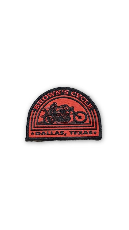 Red Brown's Cycle Patch