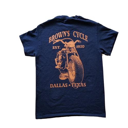 Brown's Cycle Est. 1970 T-Shirt