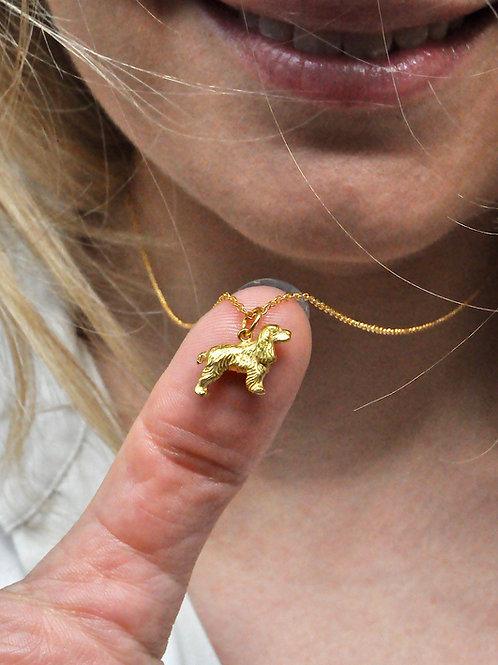 Spaniel Necklace