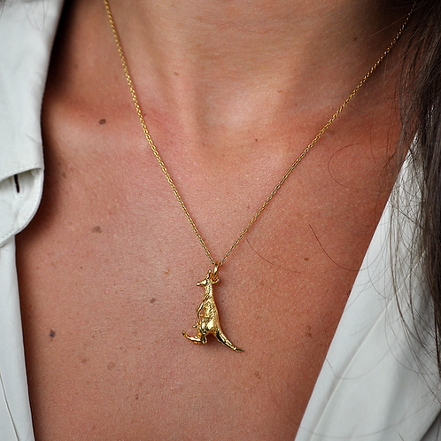Roo & Joey Necklace