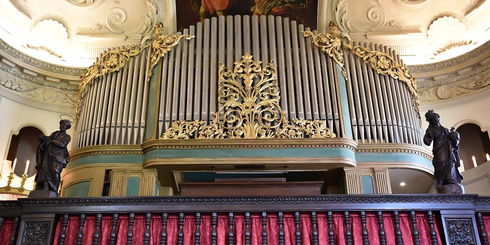 Orgelkonzert im Advent - 15. Dezember 2019