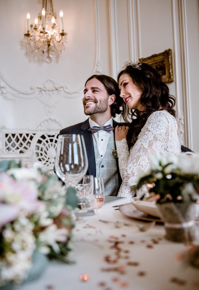 Hochzeitsdinner