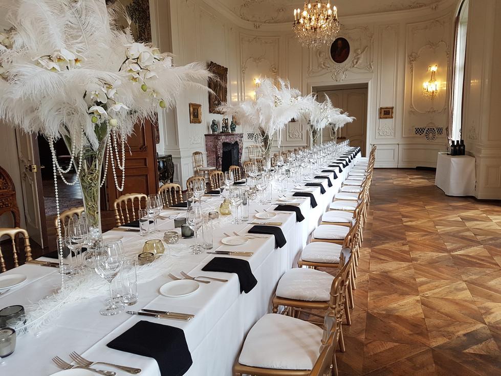 Lange Tafel Wienersaal