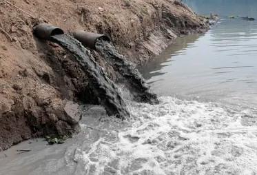 Tipos de poluição das águas