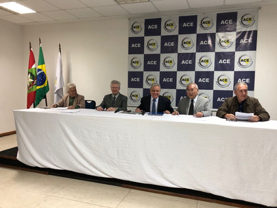 Reunião da FEBRAE - Federação Brasileira de Associações de Engenheiros, Arquitetos e Agrônomos