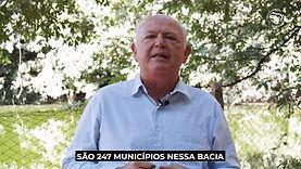 2 RESERVATÓRIOS DO PARANAPANEMA - CRISE HÍDRICA