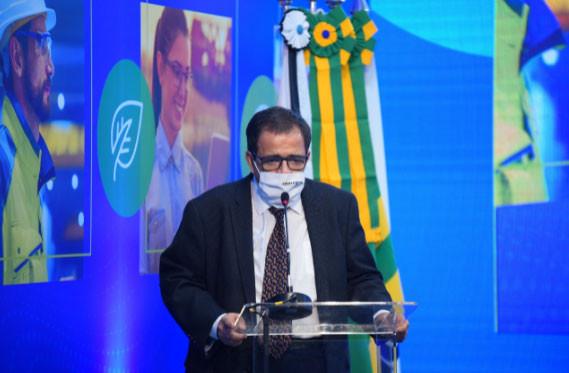Coordenador do Contecc, Jorge Luiz Bitencourt da Rocha