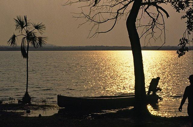 Lagoa da Confusão (TO) - Foto: Rui Faquini / Banco de Imagens ANA